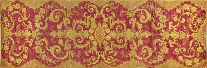 61 - ALTAR FRONTAL FROM THE MONASTERY OF MAFRA