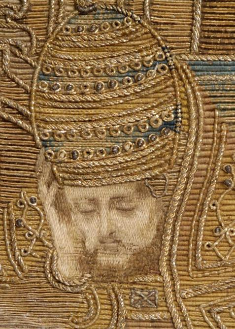 15 - ORPHREY: THE DREAM OF INNOCENT III (Detail)