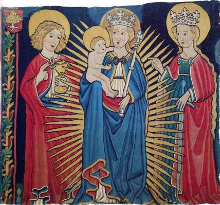 N 61 meisterwerke mittelalterlicher textilkunst bd