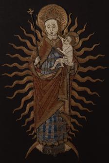 Vierge nuremberg bd